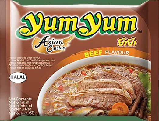 yum yum beef