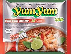 tom yum aux crevettes